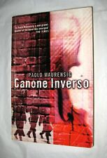 Canone Inverso by Paolo Maurensig (1998, Paperback) Fiction Violin Music Novel