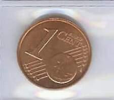Nederland 1999 UNC 1 cent : Standaard