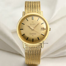 Omega Constellation Automatic 18k Yellow Gold