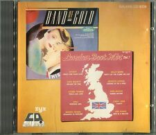London Boot Mix Vol. 1 + Band of Gold  cd  © 1987 GALAXIS # GLX 9039 italo disco