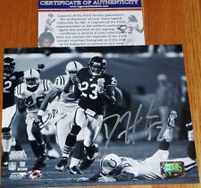 Chicago Bears Devin Hester Autographed 23 Signed 8x10 SB XLI TD PHOTO COA HOLO