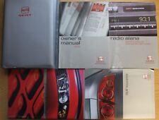 SEAT IBIZA HANDBOOK OWNERS MANUAL WALLET 2002-2006 PACK 14417