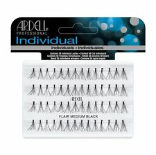 Ardell DURALASH FLARE Black Medium Individual Lashes - Premium False Eyelashes!