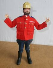 vintage PALITOY ACTION MAN vam - ROYAL CANADIAN MOUNTED POLICE outfit - 70s