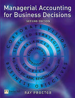 (Good)-Managerial Accounting for Business Decisions: 2nd illus (Paperback)-Proct