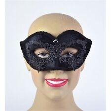 Women's Fabric Costume Masks