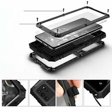 Cell Phone Case Shockproof Cover Kickstand Heavy Duty Mobile Protect Accessories