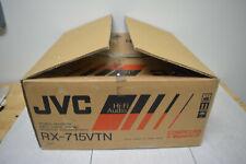 JVC RX-715VTN NEW 5.1ch / 120w Per Channel Stereo - Digital Surround Receiver