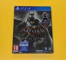 Batman Arkham Knight Special Edition No Dlc GIOCO PS4 VERSIONE ITALIANA