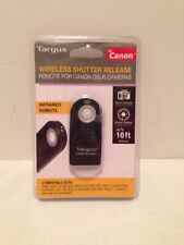 Targus Wireless Shutter Release Remote For Canon DSLR Cameras TG-CA250