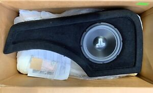 NEW Old School JL Audio 10W1BK 93-95 Cherokee Stealthbox,Rare,NOS,NIB,94125,BLK