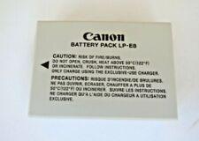 Genuine LP-E8 Canon Battery Pack for Canon Rebel T2i T3i T4i T5i 550D 600D