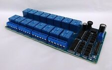 12V 16-Channel Relay Board Module Arduino ARM AVR PIC