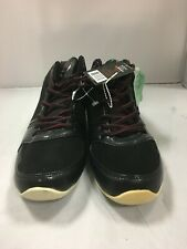 AND1 Baseball SHOES MEN'S SIZE 7 Black/red Please read