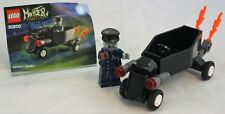 Lego - Zombie Chauffeur Coffin Car polybag - Set #30200 with instructions