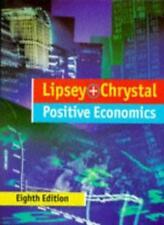 An Introduction to Positive Economics-Richard G. Lipsey, K.Alec Chrystal