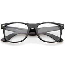Gafas de sol de mujer transparente, de 100% UVA & UVB