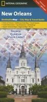 New Orleans. Destination City Maps by National Geographic Maps (Sheet map, folde