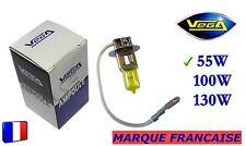 ► Ampoule Jaune ancien Marque Française VEGA® H3 55W Auto Moto 12V ◄