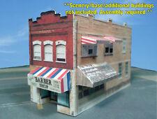 Z Scale Building -Multi Purpose Main Street Building -Pre Cut Card Stock Kit MP1