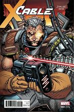 CABLE 3 JIM LEE X-MEN CARD VARIANT NM