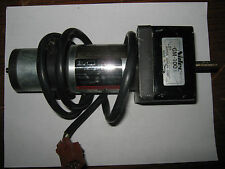 Electro-Craft Corp 0586-00-022 Permanent Magnet Servo Motor-Tach, Used