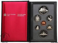 Canada 1987 Davis Strait Double Dollar Proof Coin Set