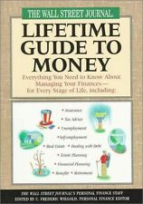 The Wall Street Journal Lifetime Guide to Money: Everything You Need to Know Abo
