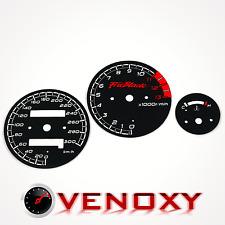 Honda CBR 900 RR 919 SC33 1996-1997 Fond de Compteur NOIR
