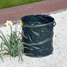 Heavy Duty Garden Waste Bag Pop-Up Refuse Grass & Leaves Bin