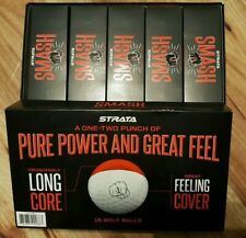 NEW ~ Strata Smash Golf Balls ~ Package of 15 ~ FREE SHIPPING !