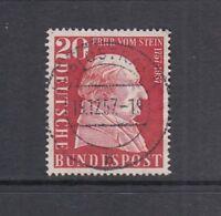 Luxus BRD Mi-Nr. 277 zentrisch gestempelt Ostrach