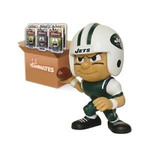 New York Jets Lil Teammate Quarterback Figure Cake Topper