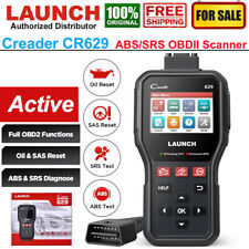 LAUNCH CR629 Automotive ABS SRS Diagnostic Test Tool OBD2 Scanner Code Reader