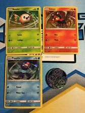 Pokemon Rowlet SM22 Litten SM23 Poppplio SM24 NEW Lunchbox Promo FOILs NM