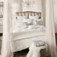 Kylie at Home ~ RENATA ~ single duvet cover  BNWT ~ oyster off white