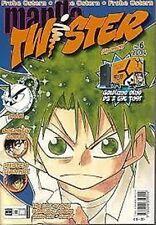 MANGA Twister n. 6 UA Detective Conan, Alice 19th, Mister Zipangu, Anatolia Story