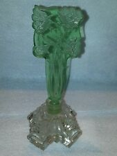 Gorgeous Art Deco Gift. Perfume Bottle Rare! Cut glass with dauber