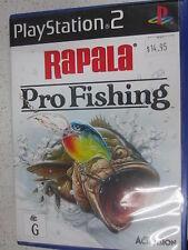 RAPALA PRO FISHING PS2