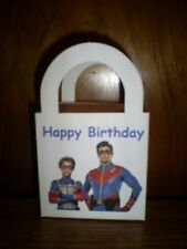 Henry Danger Personalized Birthday Party pack 12 Favor Boxes / bags NEW ITEM!