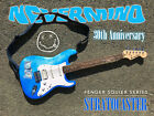 NEVERMIND 30th Anniversary Strat Kurt Cobain NIRVANA Stratocaster Relic guitar