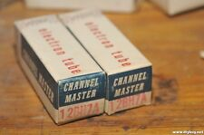 Two Channel Mastar 12Bh7 12Bh7A original paper box japan