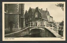 Delft  Achter de Kerk