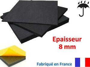 Mousse EPDM épaisseur 8 mm : bricolage, auto, scooter, moto etc...