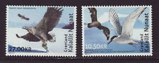 Greenland 2017 MNH - Birds - Joint issue with TAAF - set of 2 stamps