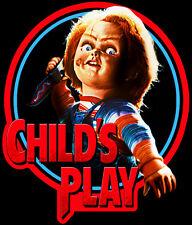 80's Horror Classic Child's Play Chucky Poster Art custom tee Any Size Any Color