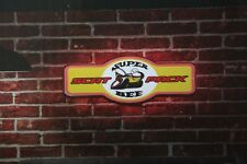 Dodge super bee scat pack mopar rt led lighted neon sign shop garage home decor