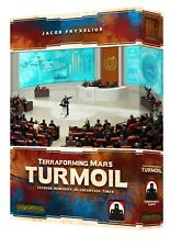 Stronghold Games, Terraforming Mars Turmoil Expansion, New and Sealed