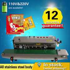 Auto Continuous inflation Nitrogen film sealing machine,bag packaging machine