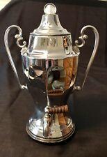 Vintage Coffee Maker Continental Silver Co. Champion Art Deco Spigot Chromium Pl